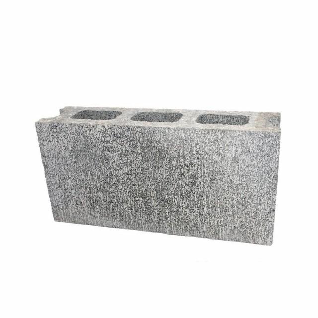 DIY 建築用 壁 久保田セメント工業 コンクリートブロック JIS規格 基本型 C種 厚み10cm 1010010 シンプル 石 重石 ベーシック 車止