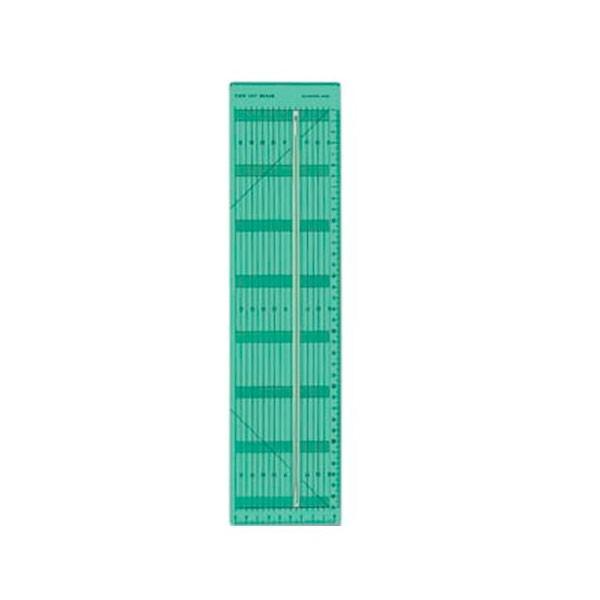【同梱・代引き不可】パッチワーク 裁縫 手芸クロバー テープカット定規 57-924便利 簡単 ずれにくい 手作り クラフト