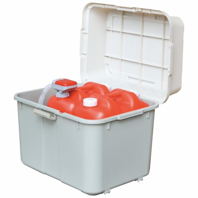 収納ボックス 灯油タンク 収納ケース収納用品 日本製 スペースボックス キャスター付き 620サイズ GP-210009S M