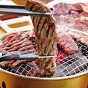 お肉 加工食品 冷凍 小分け 長期保存可能 BBQ 常備食 イベント アウトドア 行楽 亀山社中 焼肉 バーベキューセット 10 はさみ・説明書付