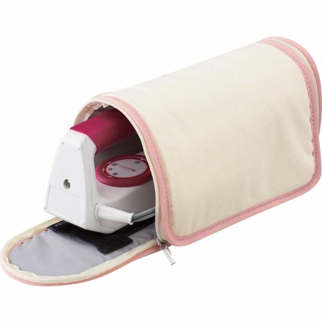 ポータブル 収納バッグ アイロン入れ 収納 折りたたみ アイロンマット 持ち運び 収納袋 クロバー パッチワークアイロン用 ケース&マッ