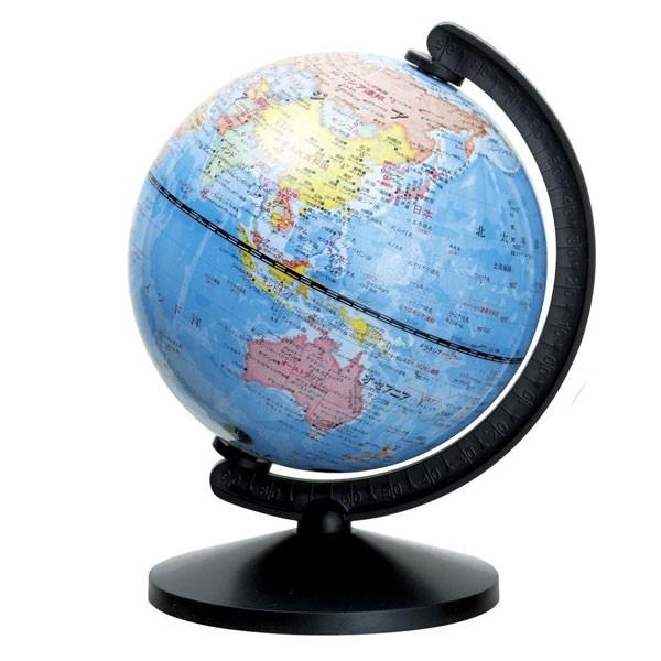 グローバ地球儀13 073011 学習 行政図 勉強
