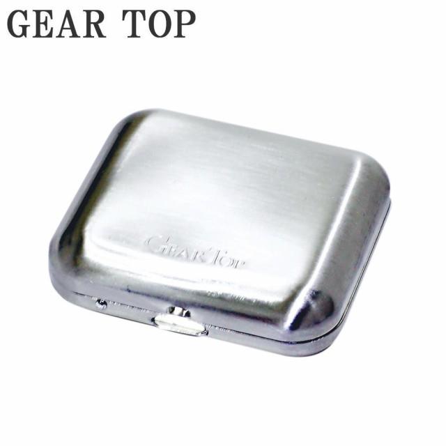 持ち運び 日本製 コンパクトGEAR TOP GT-100DS 携帯灰皿 ダイヤSサテーナ C
