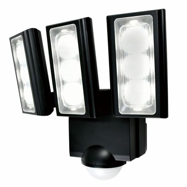 ELPA(エルパ) 屋外用LEDセンサーライト 乾電池式 ESL-313DC