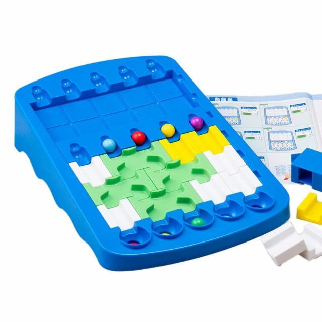 知育玩具 公文 思考力KUMON くもん ロジカルルートパズル 4歳以上 C