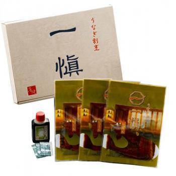 うなぎ割烹「一愼」特製蒲焼 SUCI063 冷凍 (送料無料) 直送