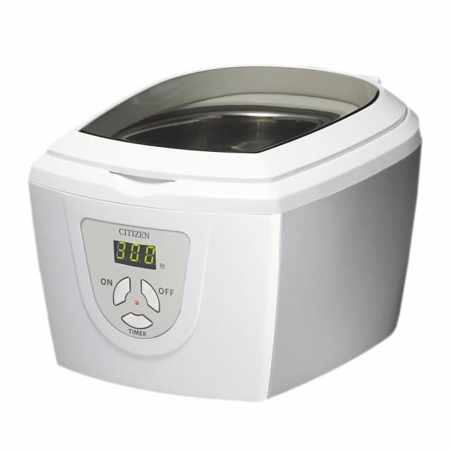 クリーナーマシン オートオフ 保護回路搭載 入れ歯 加熱防止 アクセサリー 腕時計 オートタイマー CITIZEN(シチズン) 家庭用 超音波洗浄