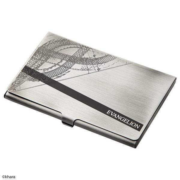 エヴァンゲリオン メタルカードケース シンクロ・シルバーエイジング 70311