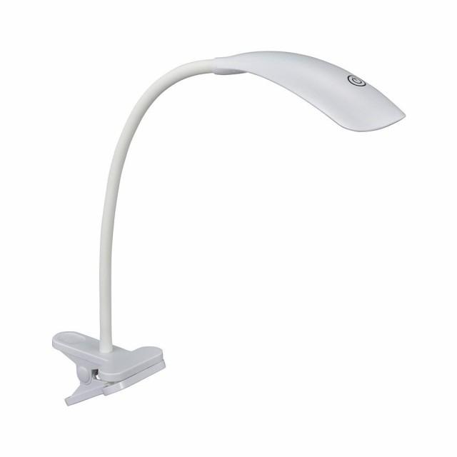 おしゃれ 軽減 ledOHM LEDクリップライト ホワイト LTC-N30AG-W C