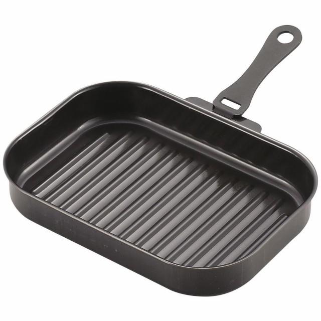 C 鉄板 料理 クッキング 調理器具 IH キッチン 台所 オーブン ヘルシー ガス オール熱源対応 パール金属 セラクッキング 鉄製ハンドル付