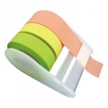貼ってはがせる 全面粘着テープ 便利メモメモテープ C