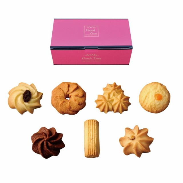 スウィーツ お菓子 お土産クッキー詰め合わせ ピーチツリー ピンクボックスシリーズ アラモード 3箱セットギフト スイーツ 贈り物 焼き菓