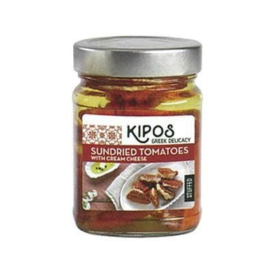 キポス サンドライトマト クリームチーズ入り 230g×6個