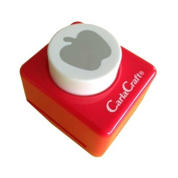 Carla Craft(カーラクラフト) クラフトパンチ(大) リンゴ CP-2 4100664