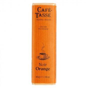 CAFE-TASSE(カフェタッセ) オレンジビターチョコ 45g×15個セット 冷蔵 (送料無料) 直送