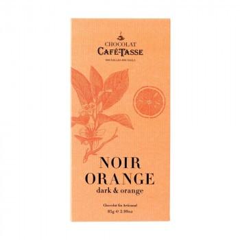 CAFE-TASSE(カフェタッセ) オレンジビターチョコ 85g×12個セット