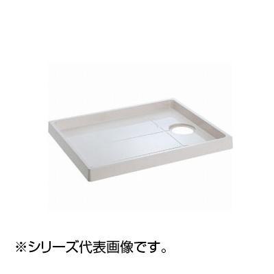 防水 排水ホース 水漏れ 対策 防水パン 防止 洗濯パン 排水口 漏水 SANEI 洗濯機パン H541-800R C