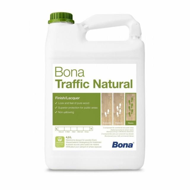 M 塗料 水性仕上剤 Bonaトラフィックナチュラル(硬化剤付) ウルトラマット WT190646001