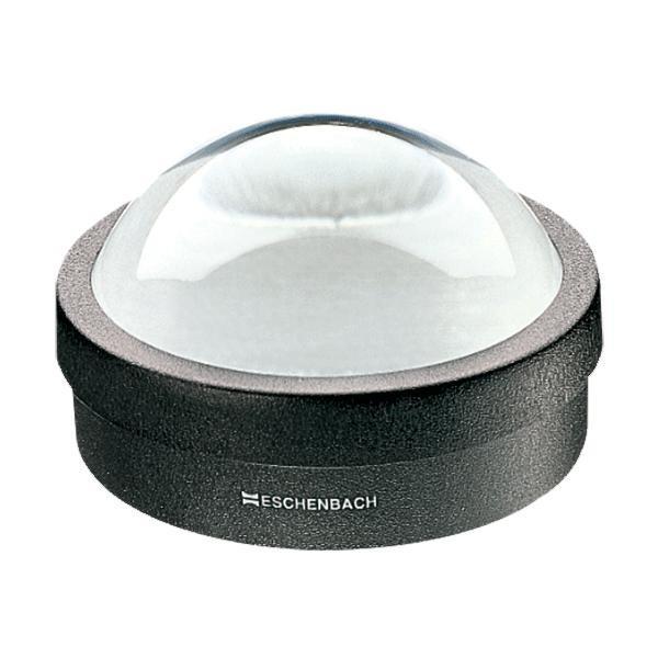 見やすい 1.8x デスク 明るい 虫メガネ 虫眼鏡 拡大鏡 置き型 エッシェンバッハ デスクトップルーペ(ガラス) (1.8倍枠付) 1421