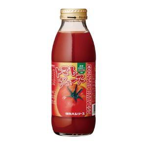 タカハシソース カントリーハーヴェスト 特別栽培のトマトジュース 350ml 12本セット 027209