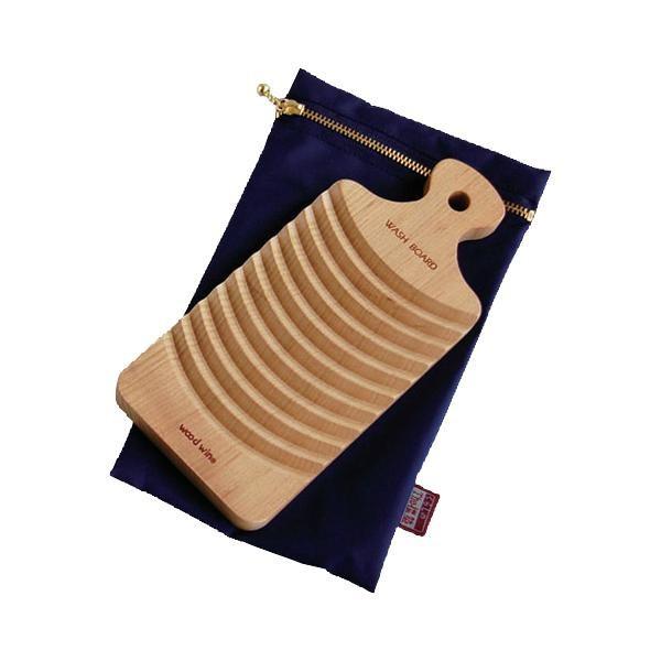 ヤマコー 携帯洗濯板(収納袋付) 85187 M