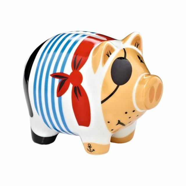 RITZENHOFF(リッツェンホフ) Mini Piggy Bank(ブタの貯金箱) Sibylle Mayer 81901044 C