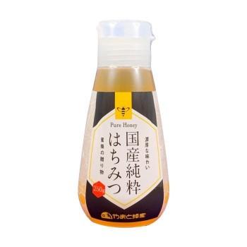 やまと蜂蜜 国産純粋はちみつ 250g 12本セット