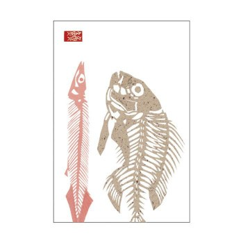 魚魚だより たい・さんま骨 5個セット PC106