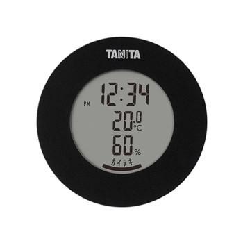 【同梱・代引き不可】TANITA タニタ デジタル温湿度計 TT-585BK