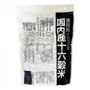 国内産十六穀米 業務用 6000339 ×6Pセット
