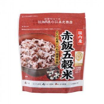 M 国内産 赤飯五穀米 150g 97156 ×15袋セット