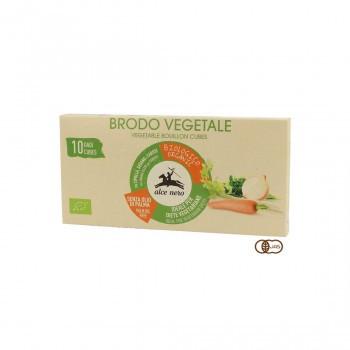 アルチェネロ 有機野菜ブイヨン キューブタイプ 100g 24個セット C5-55 (送料無料) 直送
