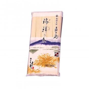 よし井 極細三輪素麺 瑞祥の糸(50g×5束)×20セット×2