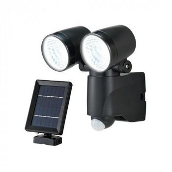 ソーラー式 LEDセンサーライト SLT-3ECWA 198426-038