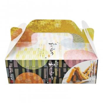 金澤兼六製菓 ギフト ミックスかりんとうBOX 90g×30セット KAB-5