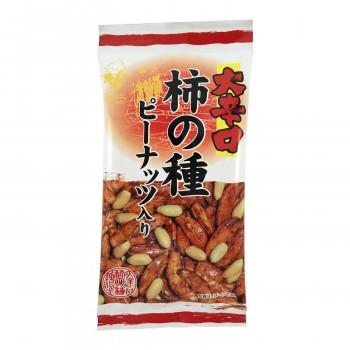 M タクマ食品 大辛口柿の種ピーナッツ入 6×24個入
