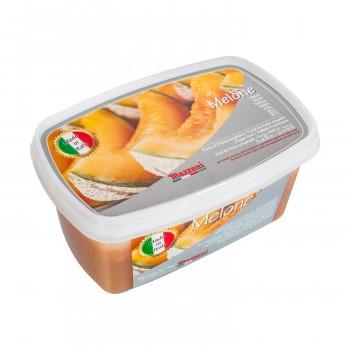 マッツォーニ 冷凍 ピューレ メロン 1000g 6個セット 9410 (送料無料) 直送