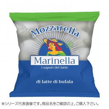 ラッテリーア ソッレンティーナ マリネッラ 水牛乳モッツァレッラ 一口サイズ 250g 16袋セット 2032 冷凍 (送料無料) 直送