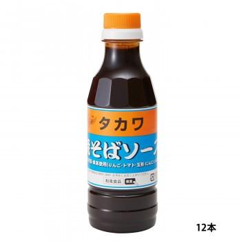 和泉食品 タカワ焼きそばソース(中濃) 350g(12本)