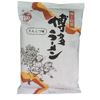 M 鳥志商店 博多ラーメン とんこつ×20食 B-09