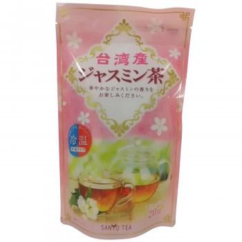 M 台湾産ジャスミン茶 ジャスミンティー ティーパック 12セット 業務用 徳用セット