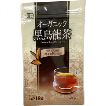 有機黒烏龍茶ティーパック 12セット 業務用 徳用セット