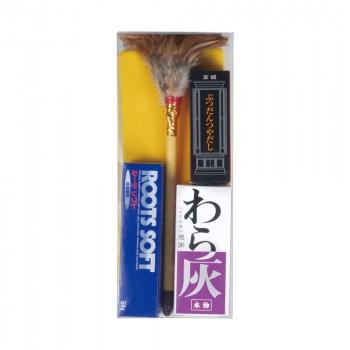 日本製 仏壇用 お手入れ5点セット 6300-0501