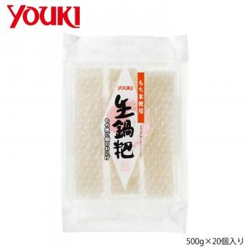 C お徳用 まとめ買い 調味料 YOUKI ユウキ食品 生コーパー(もち米のおこげ) 500g×20個入り 218941