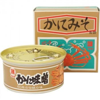 マルヨ食品 かに味噌缶詰(箱入) 100g×50個 01002 (送料無料) 直送