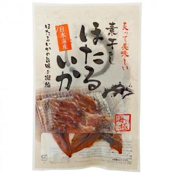マルヨ食品 素干しほたるいか 20g×60個 05305 冷凍 (送料無料) 直送