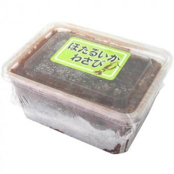 マルヨ食品 ほたるいかわさび 1kg×14個 10091 冷凍 (送料無料) 直送