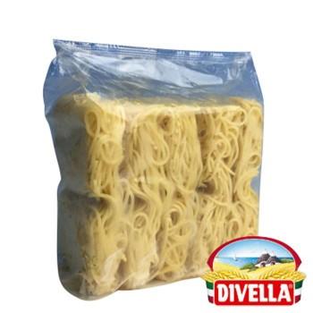 DIVELLA ディヴエッラ 冷凍スパゲッティ(1.55mm) 220g×5食 8袋セット 825-101 冷凍 (送料無料) 直送