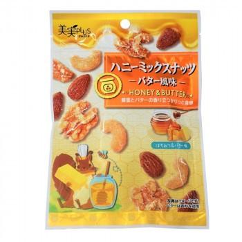 福楽得 美実PLUS ハニーミックスナッツ バター風味 35g×20袋
