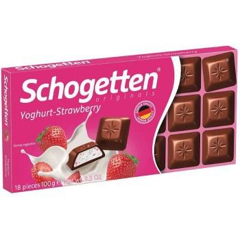 トランフ チョコレート ヨーグルトストロベリー 100g 15セット 017000 (送料無料) 直送